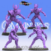 Dark Elves - Dark Elf Blitzer nº 1 - SP Miniaturas