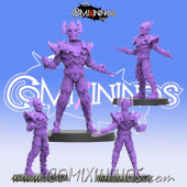 Dark Elves - Dark Elf Blitzer nº 3 - SP Miniaturas