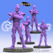 Dark Elves - Dark Elf Lineman nº 2 - SP Miniaturas