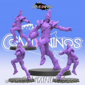 Dark Elves - Dark Elf Runner nº 1 - SP Miniaturas