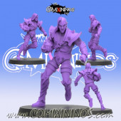 Dark Elves - Dark Elf Runner nº 2 - SP Miniaturas
