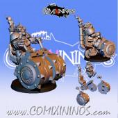 Dwarves - Resin Classic Death Roller - Fanath Art