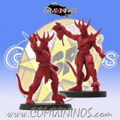 Demons - Bloody Demon nº 1 - SP Miniaturas