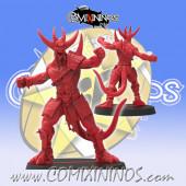 Demons - Bloody Demon nº 2 - SP Miniaturas