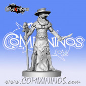 Rotten / Evil Pact - Plague Doctor Apothecary - Willy Miniatures