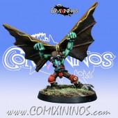 Goblins - Doom Diver Goblin - Meiko Miniatures