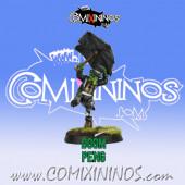 Goblins - Goblin nº 13 Doom Peng of Gobham Asylum Team - Labmasu