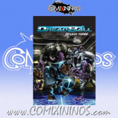Dreadball - DreadBall Season 3 Rulebook - Mantic Games