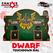 Dwarf Fantasy Football Score Board - Chaos Factory