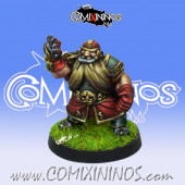 Dwarves - Dwarf Blocker nº 1 - Willy Miniatures