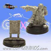 Dwarves - Dwarf Coach - SP Miniaturas