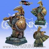 Dwarves - Dwarf Lord - Scibor Miniatures