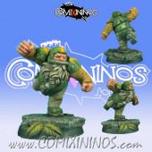 Dwarves - Dwarf Player nº 4 - Scibor Miniatures