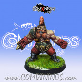 Dwarves - Dwarf Troll Slayer nº 1  – Willy Miniatures
