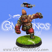 Dwarves - Dwarf Troll Slayer nº 2  – Willy Miniatures