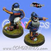 Dwarves - Dwarf Coach - Goblin Guild