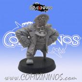 Orcs / Black Orcs - Pirate Coach Edwaargh Teefch - Mystery Studio