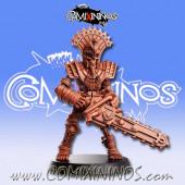 Egyptian - Ramses Chainsaw Star Player - RN Estudio