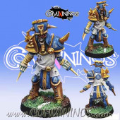 Egyptian / Undead - Skeleton Blitz-Ra nº 2 - Willy Miniatures