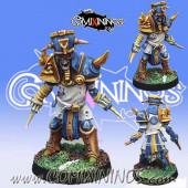 Egyptian / Undead - Skeleton Blitz-Ra nº 2 - Willy Miniatures
