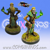 Elves - Elf Wizard or Apothecary - Goblin Guild