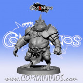 Evil Chosen - Goblar Grinlick Evil Toad - Willy Miniatures