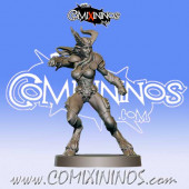 Evil Chosen - Limited Edition Beastwoman - Willy Miniatures