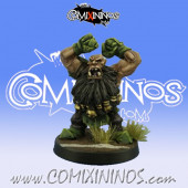 Evil Dwarves - Grim Butchers Evil Dwarf Blocker nº 2 - Goblin Guild