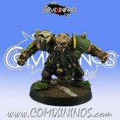 Evil Dwarves - Grim Butchers Evil Dwarf Blocker nº 5 - Goblin Guild