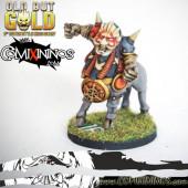 Evil Dwarves - Bull Centaur Nº 2 of Old but Gold Team - Labmasu