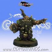 Evil Dwarves - Grim Butchers Evil Dwarf Coach - Goblin Guild