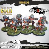 Evil Dwarves - Set of 7 Hobgoblins of Old but Gold Team - Labmasu