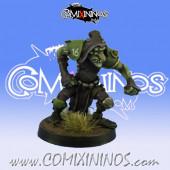 Evil Dwarves - Grim Butchers Hobgoblin nº 1  - Goblin Guild