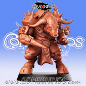 Big Guy - Reapers Minotaur - RN Estudio