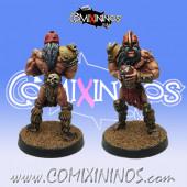 Evil Pact - Marauder Thrower Skull Devils - Goblin Guild