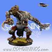 Big Guy - Troll nº 1 of Skull Devils Team - Goblin Guild