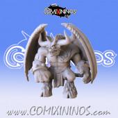 Fan nº 27 Demon - Fanath Art