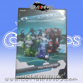 Dreadball - Fan Favourites All-Stars MVP Pack of 3 Players - Mantic Games