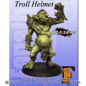 Big Guys - Troll Helmet - Fanath Art