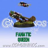 Goblins - Goblin nº 10 Fanatic Queen of GOBham Asylum Team - Labmasu