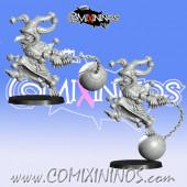 Goblins / Underworld - Gobfreak Ball's Juggler nº 3 - Games Miniatures