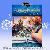 The Fantasy Football Artbook by Pedro Ramos / Goblin Guild - PR Designs