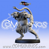 Ratmen - Fat Rat Max Star Player - SP Miniaturas