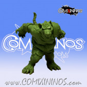 Ratmen - Fat Rat Star Player  - Willy Miniatures