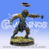 Frogmen - Frogman Deep Ones Lineman nº 1 - SP Miniaturas