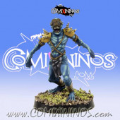 Frogmen - Frogman Deep Ones Lineman nº 2 - SP Miniaturas