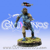 Frogmen - Frogman Deep Ones Lineman nº 3 - SP Miniaturas