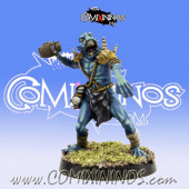 Frogmen - Frogman Deep Ones Lineman nº 7 - SP Miniaturas