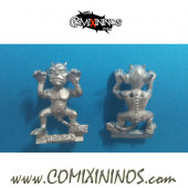 Discontinued Demon Gargoyle - Willy Miniatures