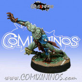 Necromantic / Undead - Ghoul nº 3 - Willy Miniatures